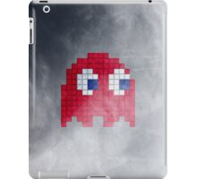 Pac-Man Red Ghost iPad Case/Skin