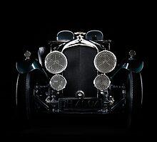 4,5 Litre Bentley by Frank Kletschkus