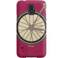 Single Speed Bicycle Samsung Galaxy Case/Skin
