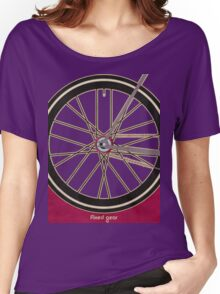 Single Speed Bicycle Women's Relaxed Fit T-Shirt