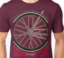 Single Speed Bicycle Unisex T-Shirt