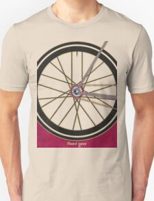 Single Speed Bicycle T-Shirt