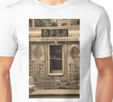 Auburn, New York, Hunter Dinerant, 2005 Unisex T-Shirt