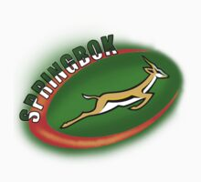 SPRINGBOK RUGBY SOUTH AFRICA by JAYSA2UK