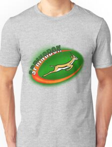 SPRINGBOK RUGBY SOUTH AFRICA Unisex T-Shirt
