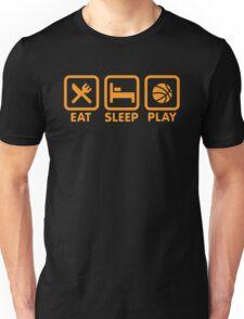 Eat Sleep Play Basketball Unisex T-Shirt