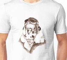 Budgie Pilot Unisex T-Shirt