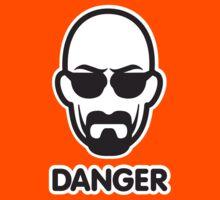 Heisenberg I am the danger by LaundryFactory