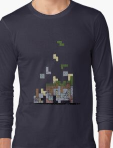 MineTetris Long Sleeve T-Shirt