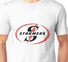 STORMERS SOUTH AFRICA RUGBY WP PROVINCE SUPER 15 RUGBY Unisex T-Shirt