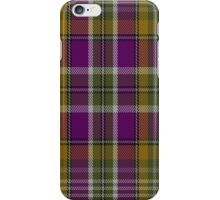 00363 Wexford County, Crest Range District Tartan Fabric Print Iphone Case iPhone Case/Skin