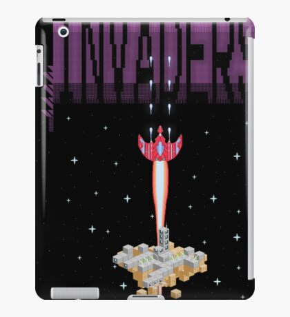 Pixel Invaders iPad Case/Skin