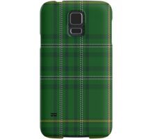 00364 Wexford County District Tartan Fabric Print Iphone Case Samsung Galaxy Case/Skin