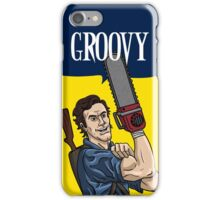 Evil Dead - We Can Do It parody iPhone Case/Skin