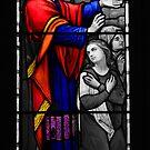 Jesus  by Karo / Caroline Evans (Caux-Evans)