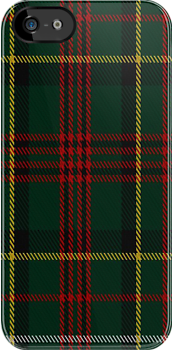 00376 Royal Army of Oman Tartan Fabric Print Iphone Case by Detnecs2013