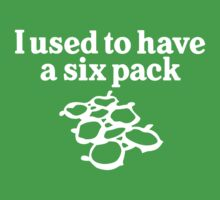 I used to have a six pack by LaundryFactory