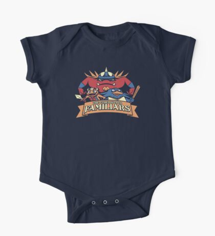 The Other World Familiars Kids Clothes
