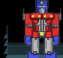 Pixel Prime by MezzMerritt