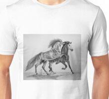 """Spanish Brothers"" PRE stallions Unisex T-Shirt"