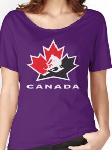 Defending Awesome - GT Snowracer Canada Women's Relaxed Fit T-Shirt