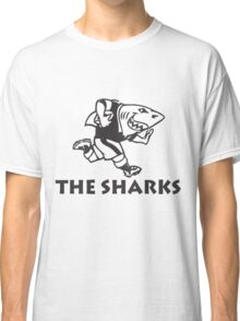 NATAL SHARKS FOR LIGHT SHIRTS SOUTH AFRICA RUGBY SUPER RUGBY Classic T-Shirt