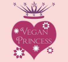 Vegan Princess One Piece - Short Sleeve