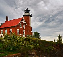Eagle Harbor Lighthouse by JimGuy
