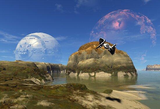 Planet Mei Omei by tikirussy