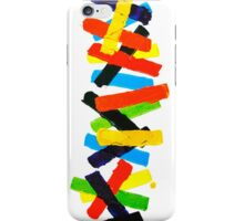 COLORFUL PLASTERS iPhone Case/Skin