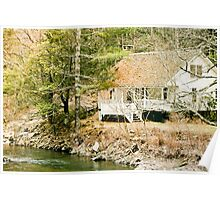 old house by brooke Poster