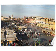 Marrakech Poster