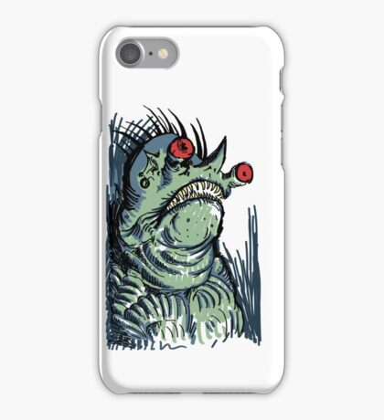 Scary Goblin iPhone Case/Skin