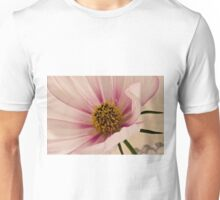 Pink Bi Color Cosmo Macro Unisex T-Shirt