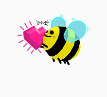 The Bee That Stole My Heart Womens Fitted T-Shirt