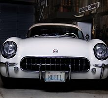 Classic Corvette by mcdesign