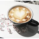 I Heart Coffee by Barista