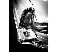 Classic Tail Fins Photographic Print
