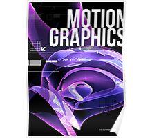 Enchanted 3D Render Design 004 Motion Graphics Poster