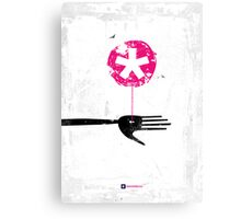 Enchanted Graphic Design Symbols 005 Nurture Canvas Print