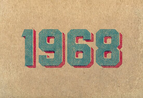 Vintage 1968 by Will Ruocco