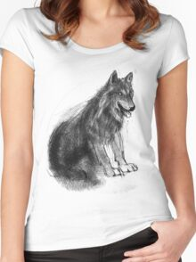 Companion Women's Fitted Scoop T-Shirt