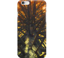 Fire Tree - artistic iphone case iPhone Case/Skin
