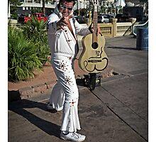 Elvis Presley by Edward Fielding