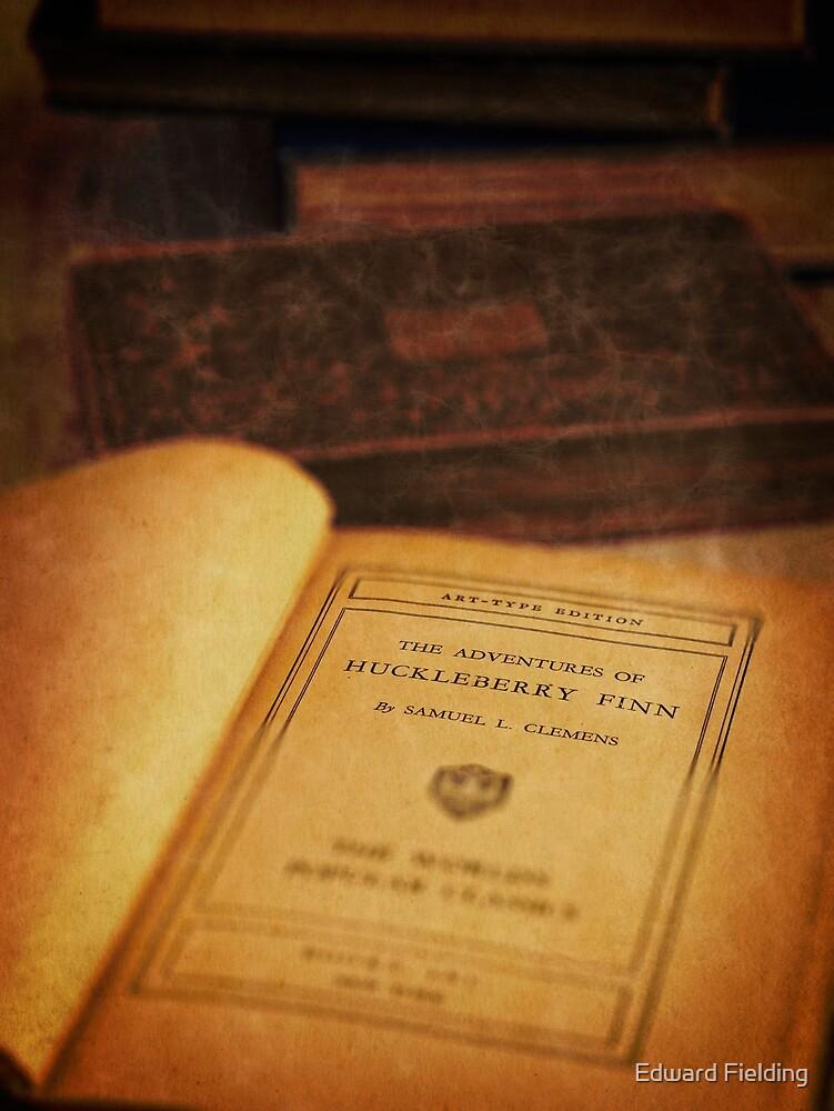 The Adventures of Huckleberry Finn by Edward Fielding