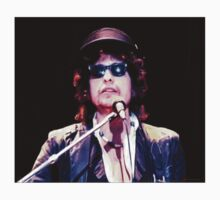 Bob Dylan - Digital Painting by Iank-as14