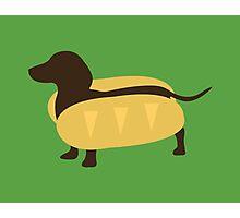 Weiner Dog Photographic Print
