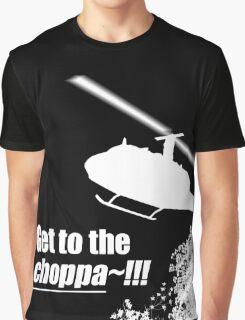 Quotes and quips - Choppa~ - dark Graphic T-Shirt