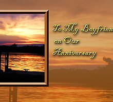 To My Boyfriend On Our Anniversary Pier by jkartlife
