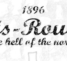Paris Roubaix Sticker